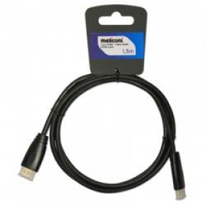Meliconi H1,5ECO - Standard HDMI kábel - 1,5 m